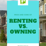 pros and cons of renting vs owning