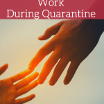 How to Make Long Distance Work During Quarantine