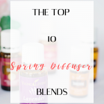 The top 10 spring diffuser blends