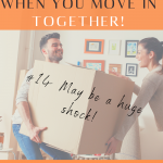 15 things that actually happen when you move in together