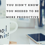 10 Home Office Essentials You Didn't Know You Needed to be More Productive