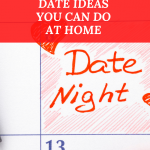 14 Unique & Romantic Date Ideas You Can Do at Home
