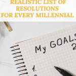 The Ultimate Realistic List of Resolutions for Every Millennial